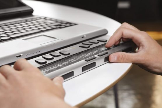 Display Braille, Brailliant BI 40