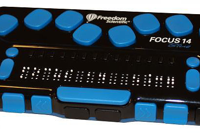 Ecran Braille Focus 14 Blue