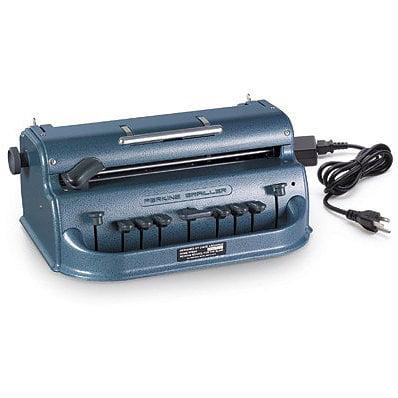 Maşină de scris Braille, Perkins Electric