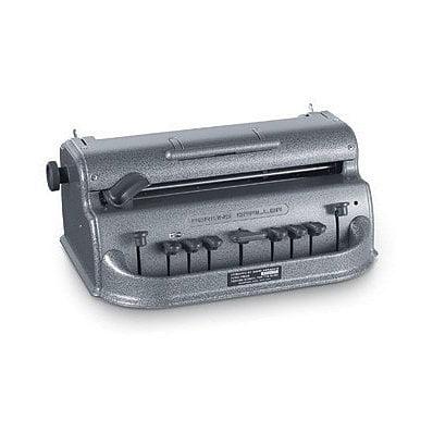 Maşină de scris Braille, Perkins Large Cell