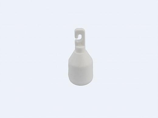 Capăt baston pentru nevăzători, fix(Marshmallow), prindere cu cârlig