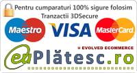 Tranzacţii online securizate prin EuPlătesc
