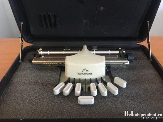Maşina de scris Braille Tatrapoint Standard 2