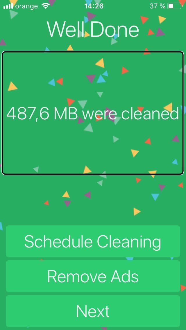 Câştigă spaţiu de stocare pe iPhone fără să ştergi nimic cu ajutorul lui Magic Cleaner